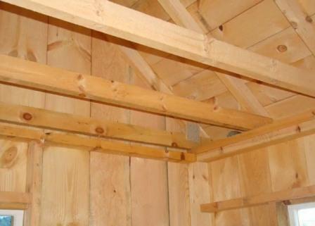 Как сделать деревянный домик