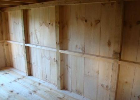 Отдых в деревянных домиках