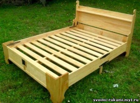 Кровать сундук складная