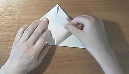 Оригами шарик из бумаги