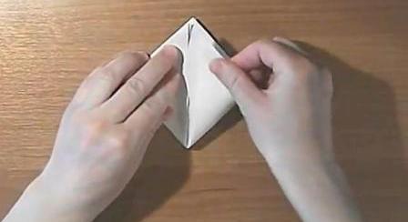 Поделка из бумаги шарик