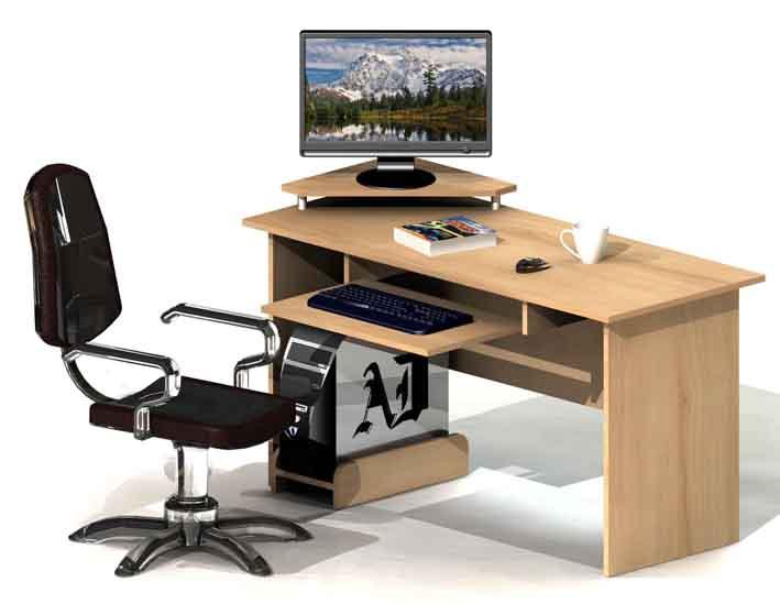 Компютерный стол своими руками