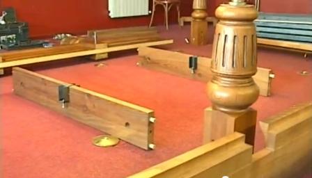 Сборка своими руками бильярдного стола домашний люкс