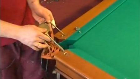 Инструкция сборки бильярдного стола