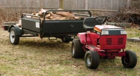 Как сделать самому электрический трактор