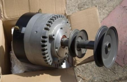 Электродвигатель для трактора