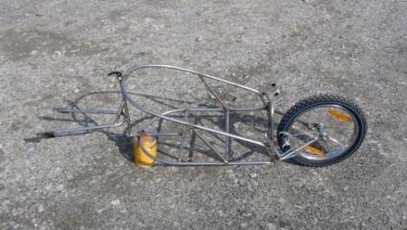 Грузовой велосипед 76