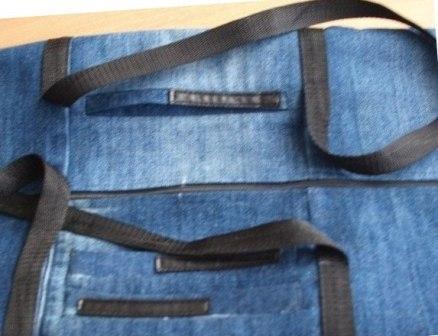 Сумки из старых джинсов выкройки