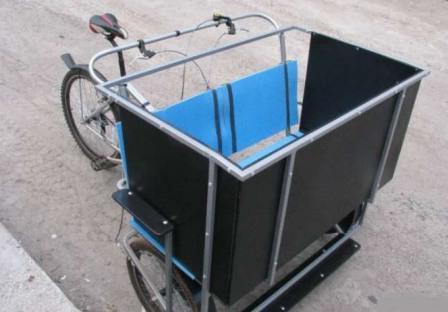 Купить велорикшу