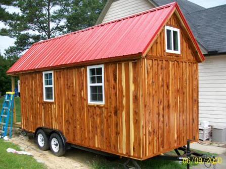 Куплю дом на колесах