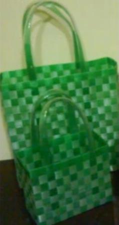 Сумка из бутылки пластиковой своими руками