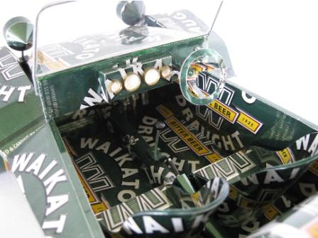 Мини багги из алюминиевых банок