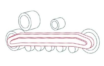 Как нарисовать трактор карандашом