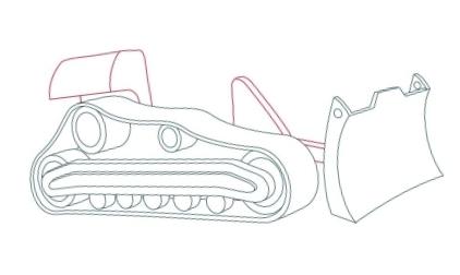 Нарисуй картинку тема трактор