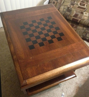Шахматная доска своими руками