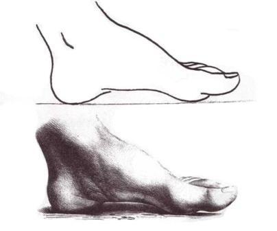 Как рисовать женские ноги