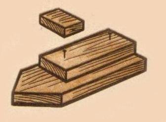 Как сделать деревянный кораблик