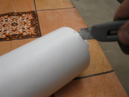 Кружка из пластиковой бутылки