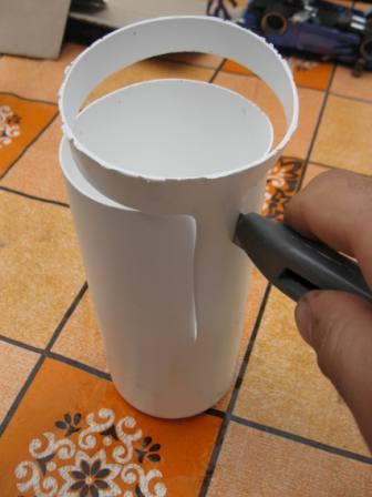 Как сделать чашу пифагора своими руками