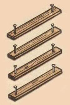 Деревянная решетка для душа