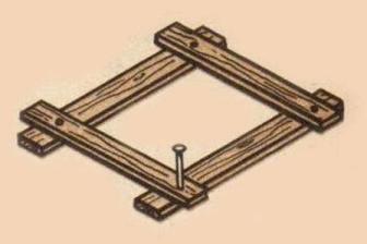 Как сделать самому решетку