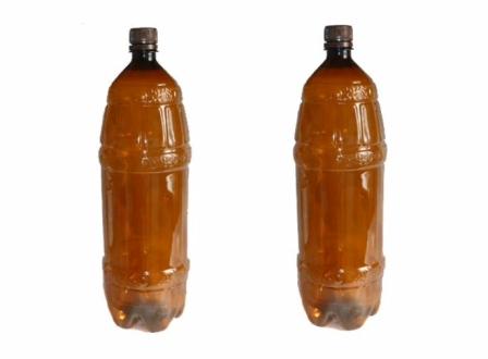 Яблоко из пластиковых бутылок
